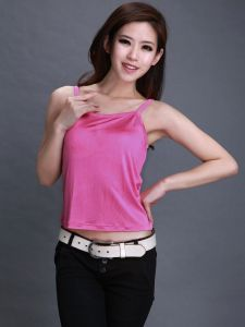 Knitted Silk Camisole