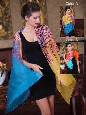 Women Silk Scarves