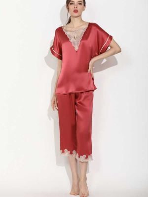 Women's Silk Pajamas