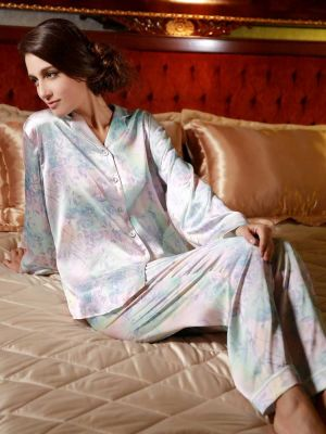 Pajamas For Women, Real Silk