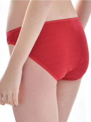 Women's Natural Silk Stretch Bikini Panty