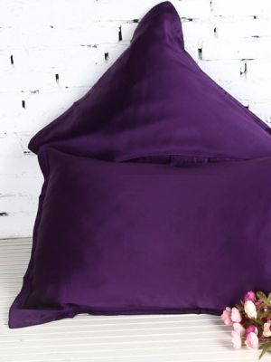 Violet Silk PillowCase