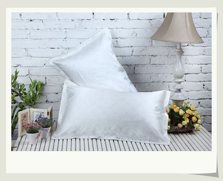 silk pillow case, silk bedding